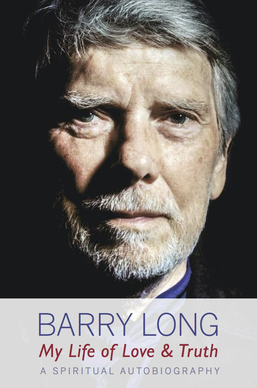 Barry Long Enlightened Teacher Spiritual Master