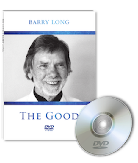 Barry Long - The Good DVD