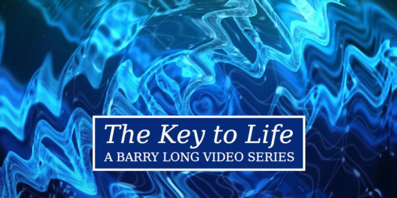 Barry Long - key to life